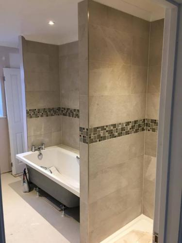 Bathroom Project A