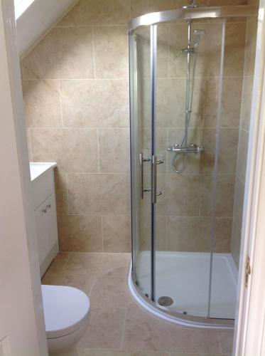 Shower Project 1